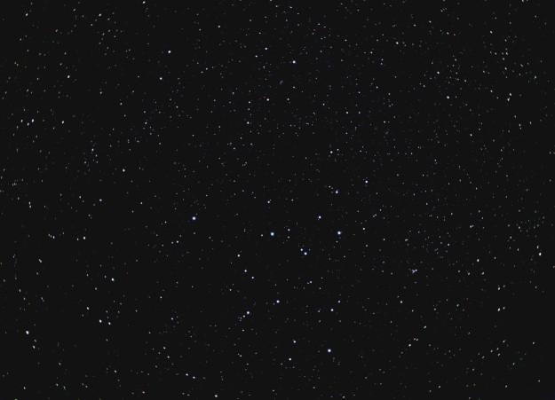 M39 - Offener Sternhaufen im Sternbild Schwan