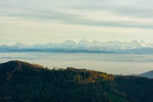 Alpen - Foto by David Hinnen